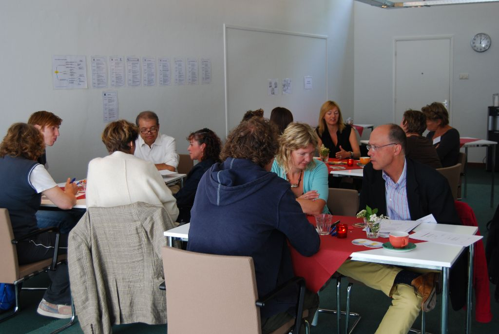 Workshop at the Learning Lane, a conference for consultants