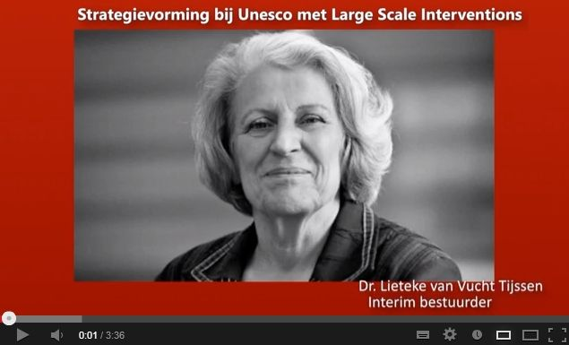 Video Lieteke van Vucht Tijssen over UNESCO